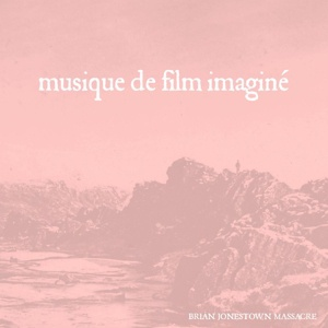Cover BRIAN JONESTOWN MASSACRE, musique de film imagine