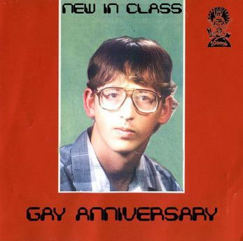 GAY ANNIVERSARY, new in Class cover