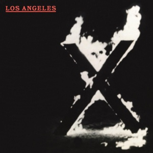 X, los angeles cover