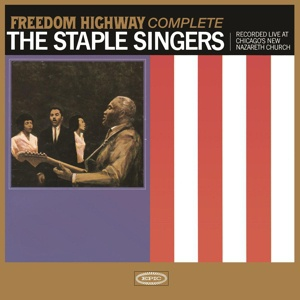 STAPLE SINGERS, freedom highway cover