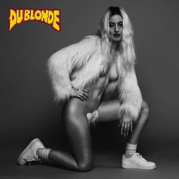 Cover DU BLONDE, welcome back to milk