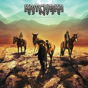 Cover KAMCHATKA, long road made of gold