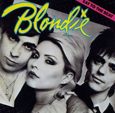 Cover BLONDIE, eat to the beat