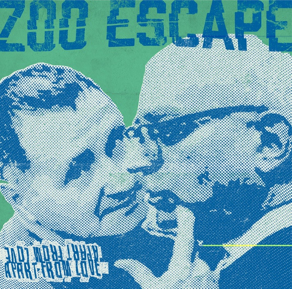 ZOO ESCAPE, apart from love cover