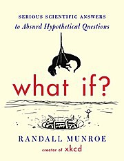 Cover RANDALL MUNROE, what if? (english version)