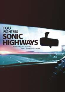 Cover FOO FIGHTERS, sonic highways