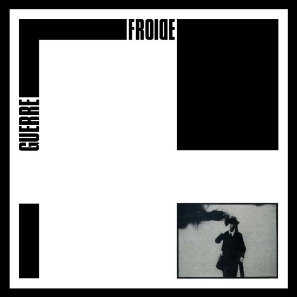 GUERRE FROIDE, s/t cover