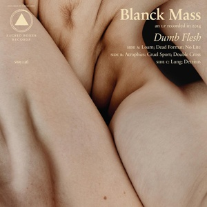 BLANCK MASS, dumb flesh cover