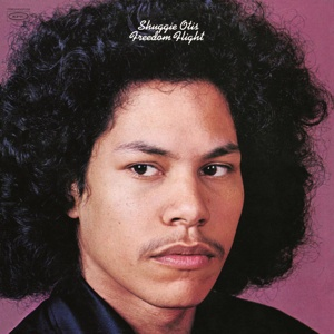 SHUGGIE OTIS, freedom flight cover