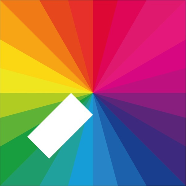 Cover JAMIE XX, in colour