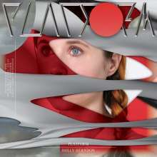 HOLLY HERNDON, platform cover
