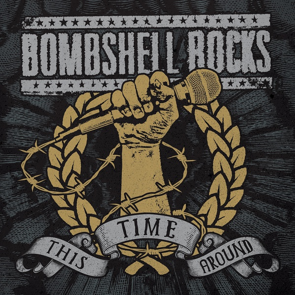 Cover BOMBSHELL ROCKS, this time around