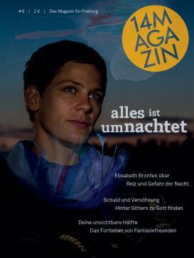 14 MAGAZIN, das magazin für freiburg#6 cover