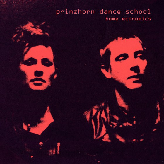 Cover PRINZHORN DANCE SCHOOL, home economics