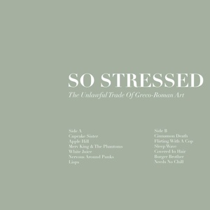Cover SO STRESSED, the unlawful trade of greco-roman art