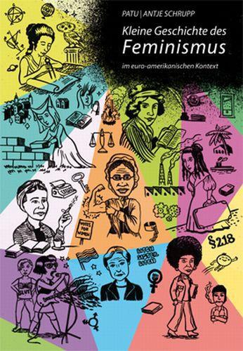 ANTJE SCHRUPP, kleine geschichte des feminismus cover
