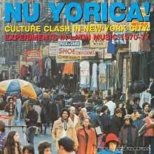 Cover V/A, nu yorica - culture clash in nyc 1970-77