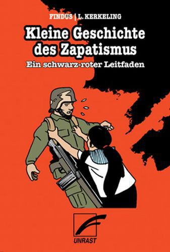 FINDUS/LUZ KERKELING, kleine geschichte des zapatismus cover