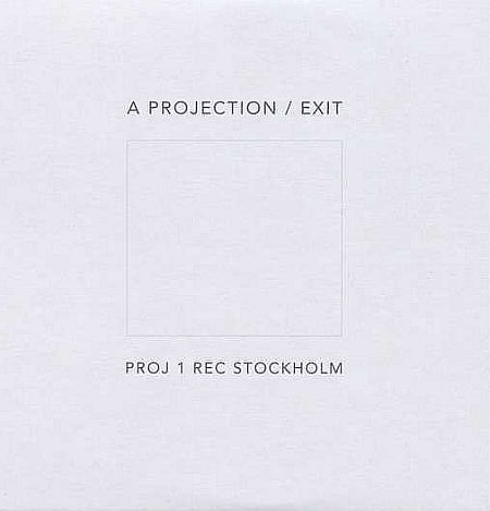 Cover A PROJECTION, exit