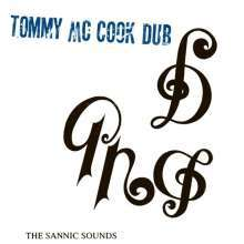 Cover TOMMY MCCOOK, sannic sounds of...
