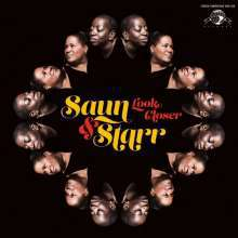 Cover SAUN & STARR, look closer