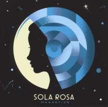 SOLA ROSA, magnetics cover