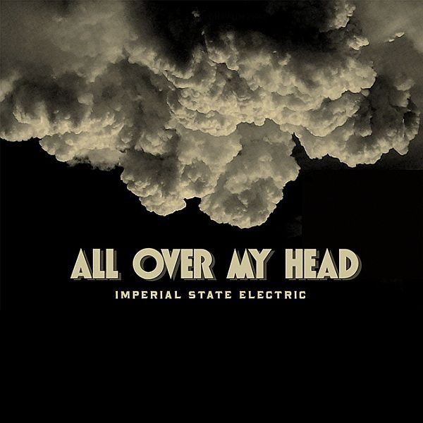 Cover IMPERIAL STATE ELECTRIC, all over my head