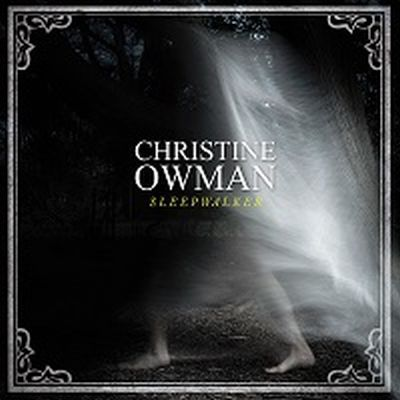 CHRISTINE OWMAN, sleepwalker cover