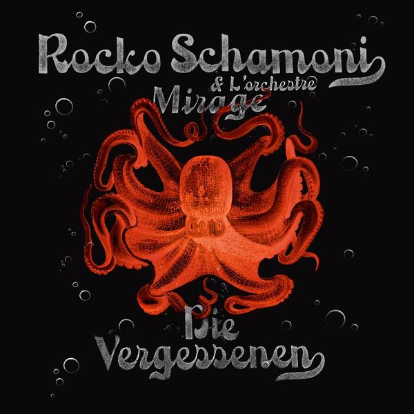ROCKO SCHAMONI & MIRAGE, die vergessenen cover
