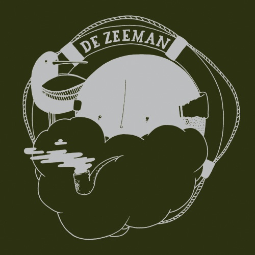 ZUM HEIMATHAFEN, zeeman (boy), khaki cover