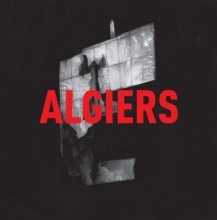 Cover ALGIERS, s/t