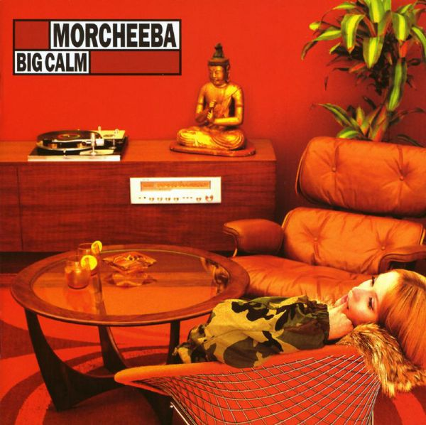 MORCHEEBA, big calm cover