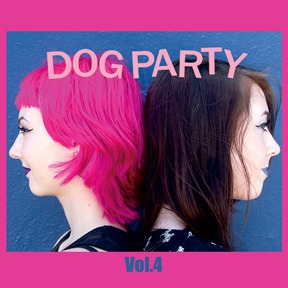 Cover DOG PARTY, vol. 4