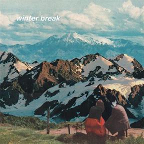 WINTER BREAK, s/t cover