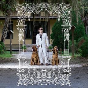 PET SYMMETRY, pets hounds cover