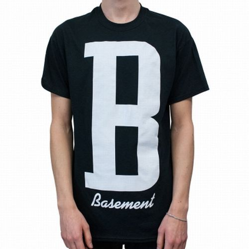 BASEMENT, b (boy) black cover