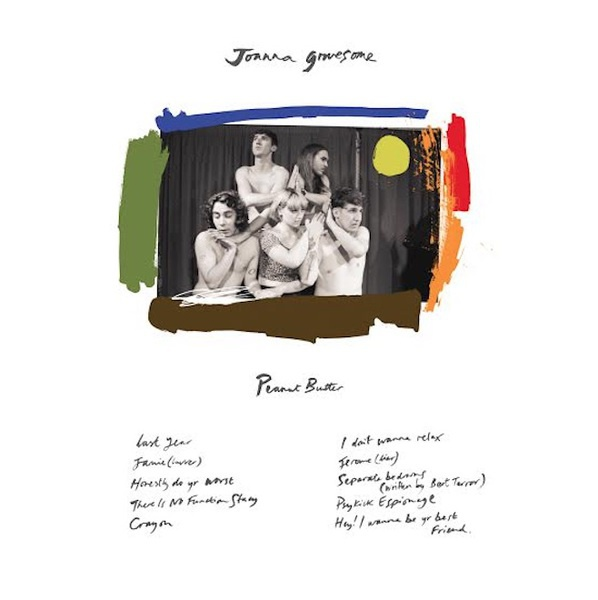 JOANNA GRUESOME, peanut butter cover