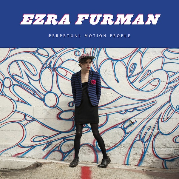 Cover EZRA FURMAN, perpetual motion people