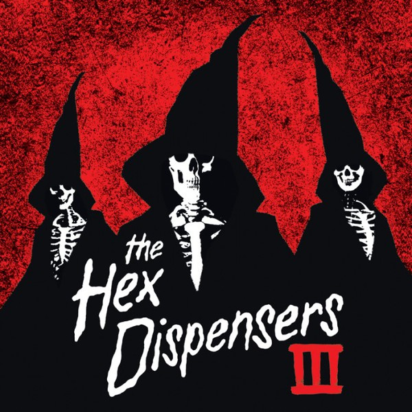 HEX DISPENSERS, III cover