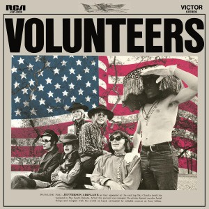 Cover JEFFERSON AIRPLANE, volunteers