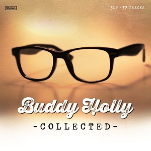 Cover BUDDY HOLLY, collected