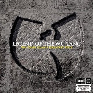 Cover WU-TANG CLAN, legend of the wu-tang (greatest hits)