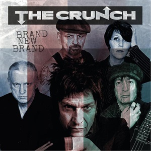 Cover CRUNCH, brand new brand