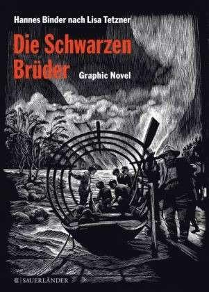 LISA TETZNER/HANNES BINDER, die schwarzen brüder cover