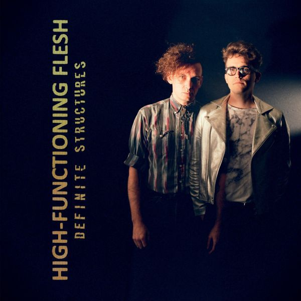 Cover HIGH-FUNCTIONING FLESH, definite structures
