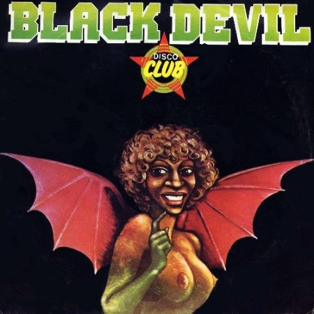 Cover BLACK DEVIL DISCO CLUB, s/t