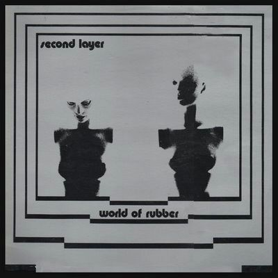 Cover SECOND LAYER, world of rubber