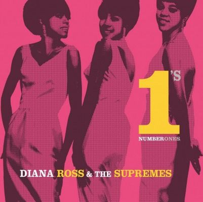 DIANA ROSS & THE SUPREMES, no 1´s cover