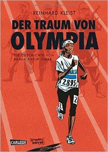REINHARD KLEIST, der traum von olympia cover