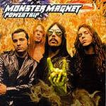 Cover MONSTER MAGNET, powertrip